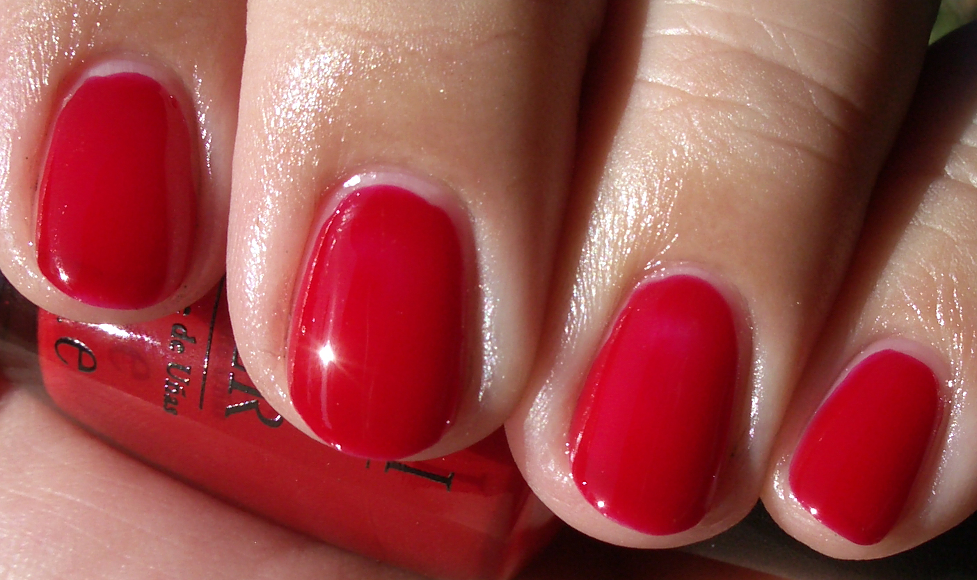 Red, red, red…   Carinae L\'etoile\'s polish stash
