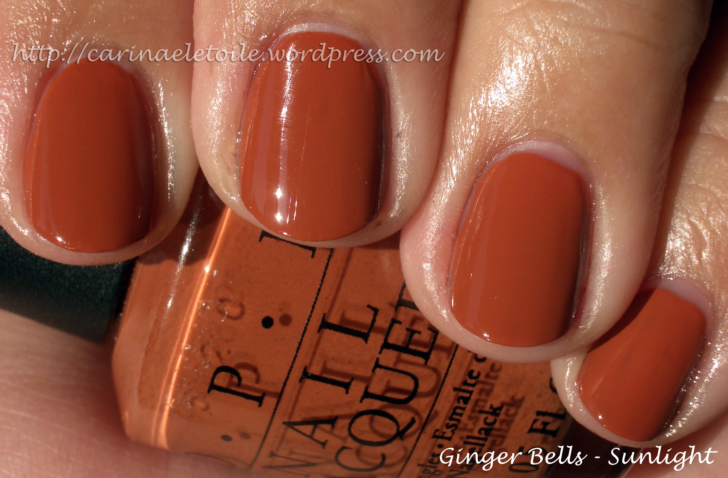 Opi Its A Piazza Cake Dupe